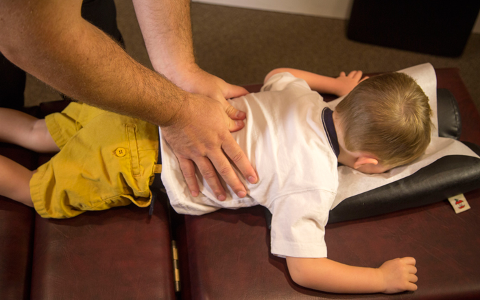 Chiropractic Care Services for children